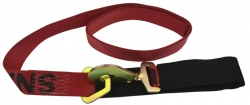 10K 8' Replacement Strap w/ Axle Loop Sleeve