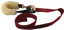 10K 8' Replacement Strap w/ Axle Loop and Sheep Skin Sleeve