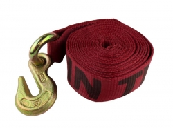 12' Replacement Strap w/ Grab Hook 10K