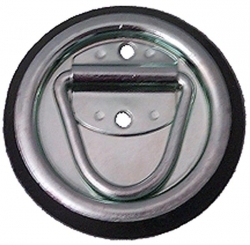 1200 lb. Round Surface Mount D-Ring