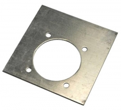Recessed D-Ring Backer Plate