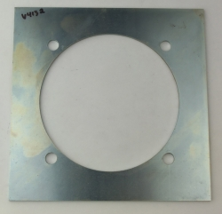 Backer Plate for V4135 D-Ring