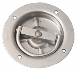 6K Recessed Swivel D-Ring