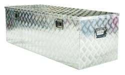 Aluminum Tool Box (Large)