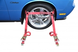 Wheel Bonnet Kit, Flat Bed Style for 2 Wheels
