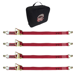 4 Pack of V5502 - 9' Salt Spreader Straps
